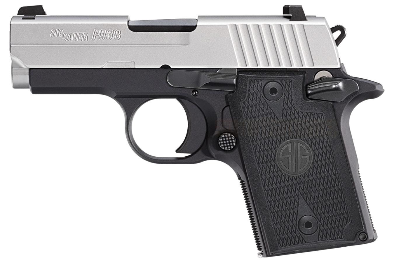 Sig Sauer P938 9mm 3