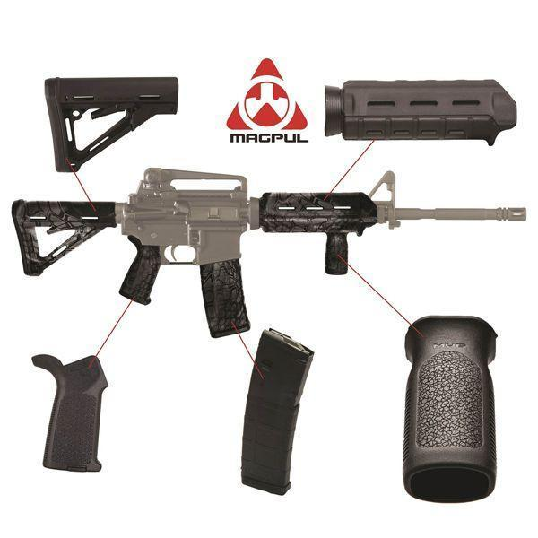 Magpul Ar 15 Carbine Furniture Upgrade Kit Black 139 9 99 S H