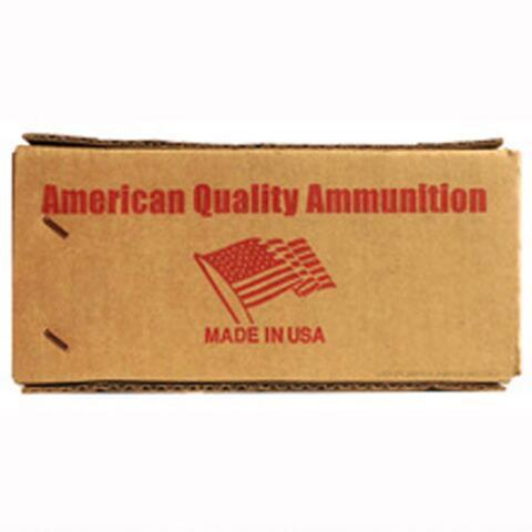 American Quality  22 WMR 40-Gr  JHP 500 Rnds - $91 06 ($10 S/H on Firearms)