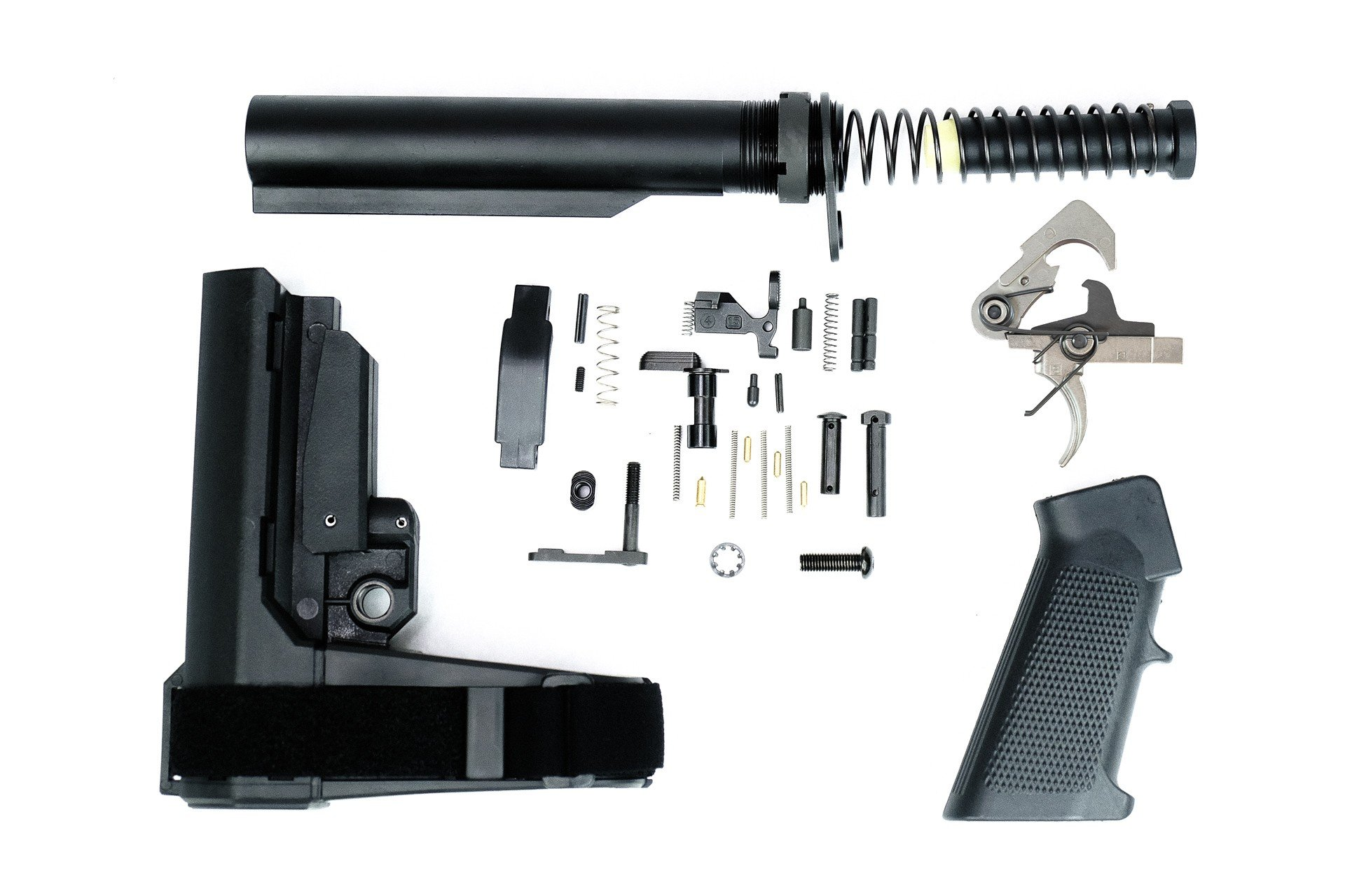 Dirty Bird SBA3 Lower Build Kit - $159 95 + Free fire control group with  code