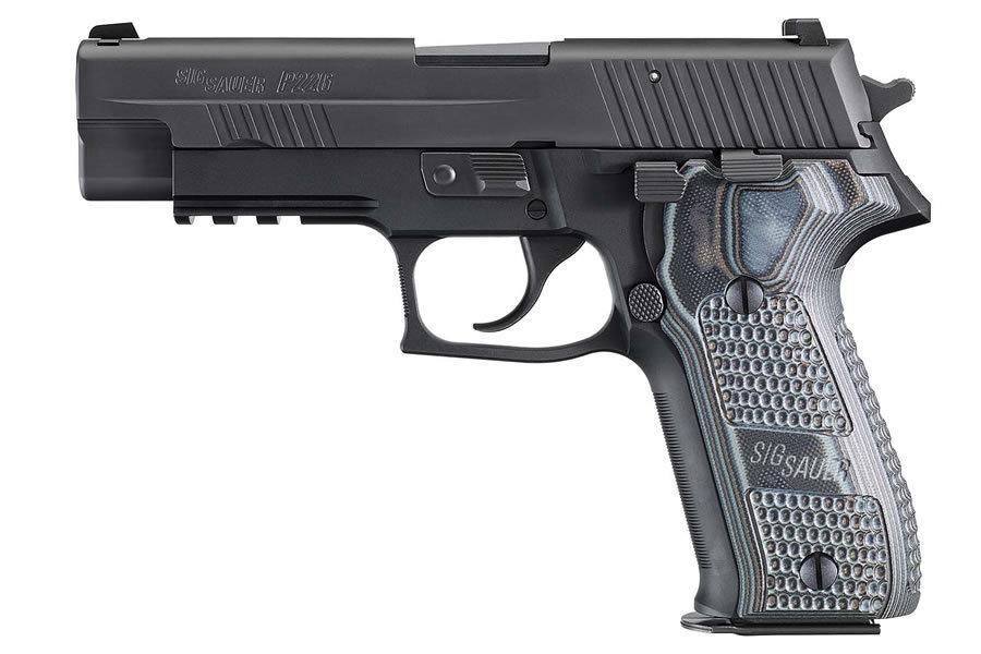 P226 Extreme BLK/GRY Grips - $699 99 (Free S/H on Firearms)