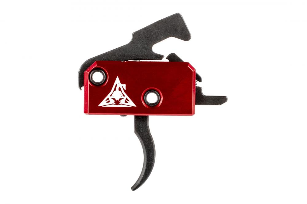 Rise Armament Primary Arms Exclusive AR15/10 Single Stage Super Sporting  Trigger - Red - $89 25 shipped