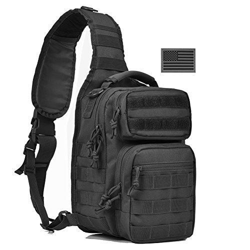 BOOSTEADY Molle 8 mag Pouch with Cover Pistol Magazine Storage Pouch