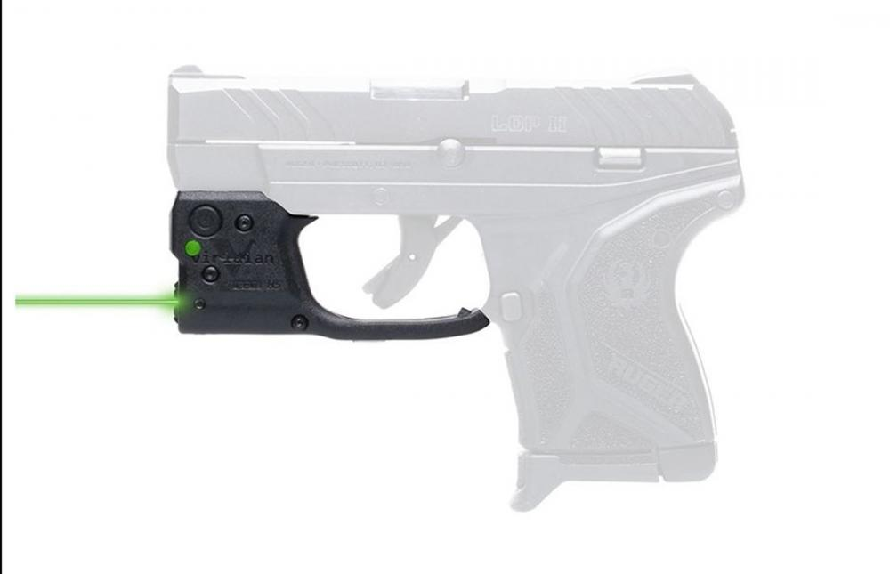 Viridian Reactor 5 Gen 2 Green Laser Sight w/ ECR IWB Holster for Ruger  LCP2 - 920-0045 - $129 99 shipped