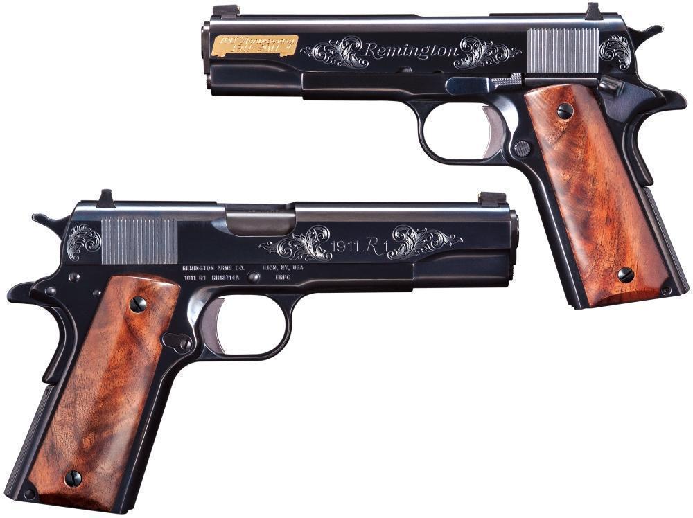 poistomyynti uusi tuote Alin hinta Remington 1911 R1 Centennial 45 ACP 5