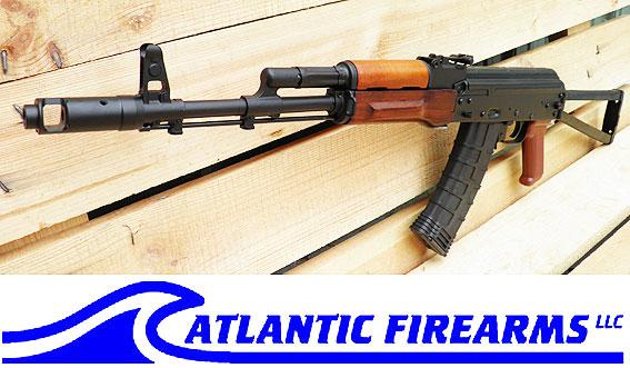 Bulgarian AK74 Side Folder Rifle 5 45x39mm - $899