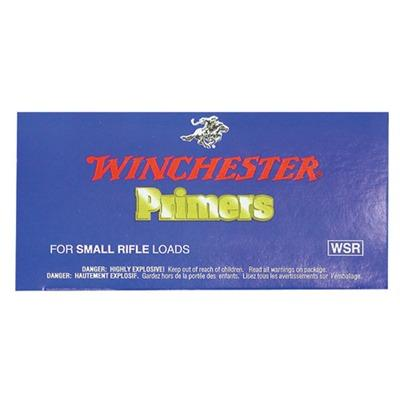 Winchester Small Rifle Primers 5,000/Case - $135 99 after code