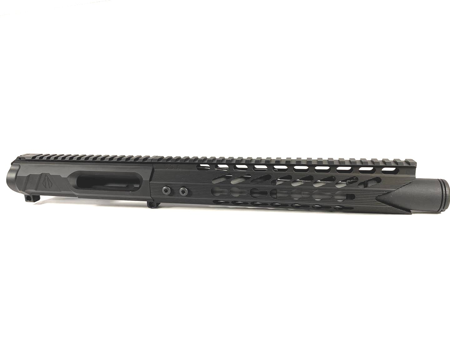 8 5 inch AR-15 Non Reciprocating Side Charging 9x39 Pistol Length Stainless  Upper w/Can - $449 99