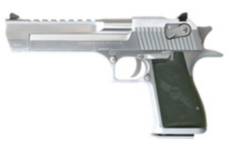desert eagle 357 mag pistol 6 barrel brushed chrome 1386 99
