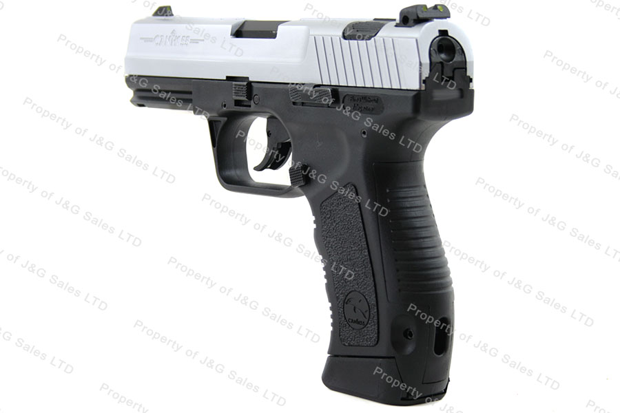 Canik 55 TP-9 9mm Semi Auto Pistol, Chrome, by CAI, New  - $284 22 (Free  S/H on Firearms)