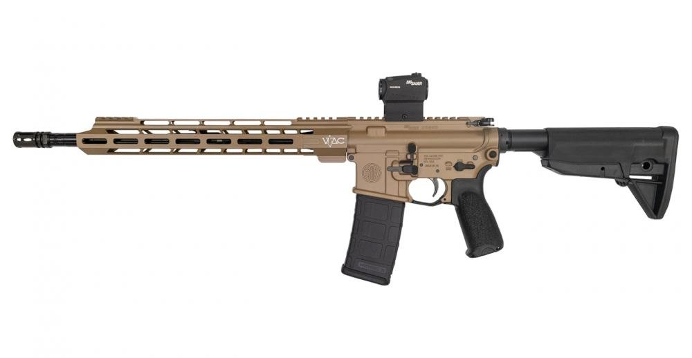 Sig Sauer M400 V-TAC Coyote 5 56mm Special Edition with ROMEO5 Red Dot -  $949 99 (Free S/H on Firearms)