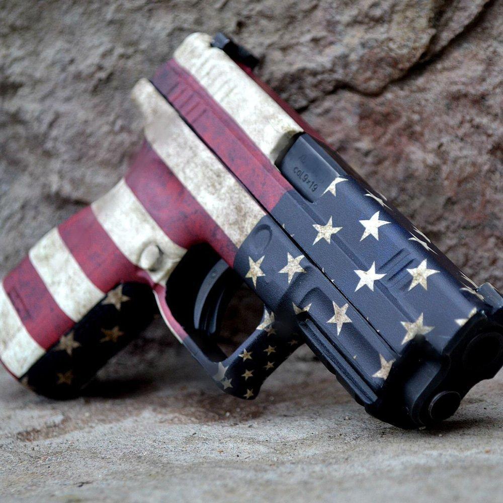 gunskins pistol skin camouflage wrap kit 24 99 7 shipping