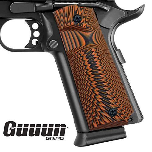 Guuun G10 Grips For 1911 - 8 color options - $23 99 with Coupon