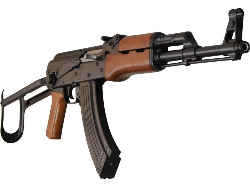 Chinese Arsenal 66 AK-47 Type 56 Rifle, 7 62x39, Underfold, w/ New U S   Barrel and Receiver - $999 99
