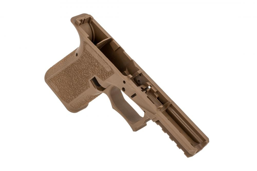 Polymer 80 PFC9 Serialized Glock 19 Compact Frame - FDE - $89 99