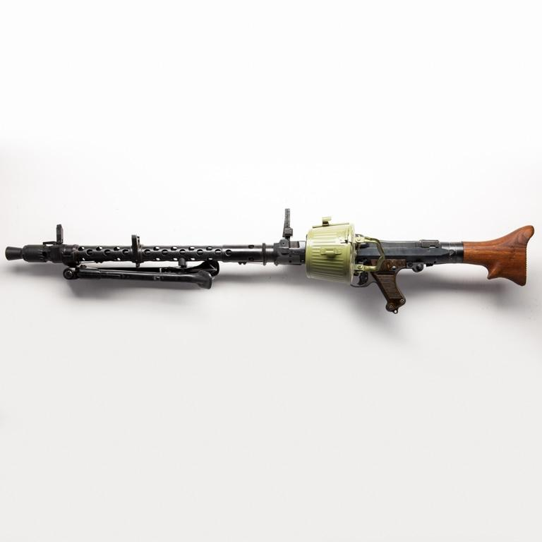 USED - TNW Firearms MG34 Semi-Auto 8mm 27