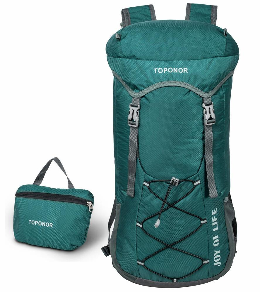 Details about  /Waynorth 45L Lightweight Packable Travel Hiking Backpack Daypack Camping Daypack