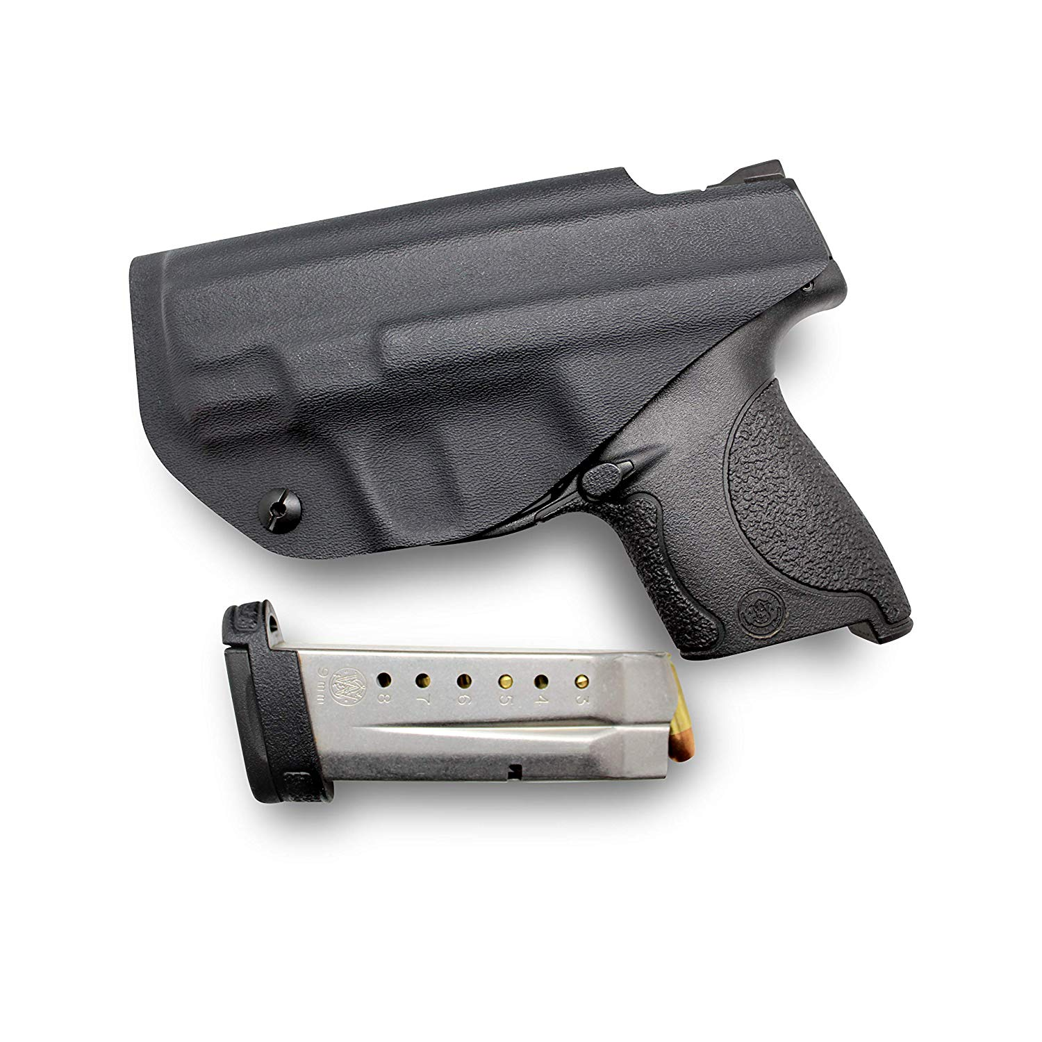 National Carry IWB Kydex S&W Shield Holster Smith Wesson M&P Shield  9mm/40SW Concealment Holster - $18 99 (Free S/H over $25)