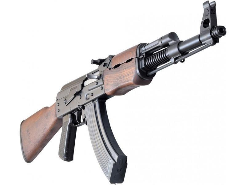 AK47 Yugo M72B1 RPK Carbine Rifle With NEW U S  Heavy Finned Barrel -  $749 99