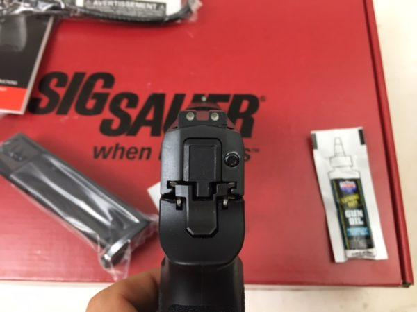 SIG SAUER P320 Carry 9MM UD320CA-9-B1 - $369
