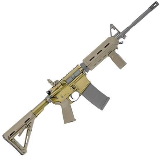 Colt 6920 Magpul Series AR-15 Rifle 5 56 NATO 16