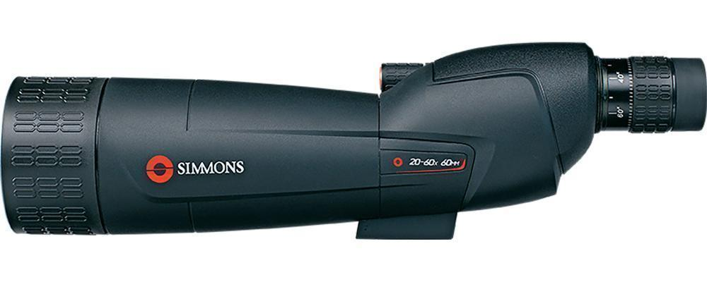 simmons 20 60x60 spotting scope. price: $59.99 simmons 20 60x60 spotting scope