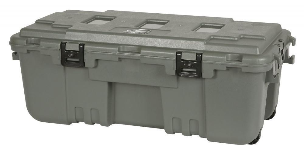 Plano Molding Company 1819 Storage Trunk Large Camo Black 19 99 Free S H Over 35
