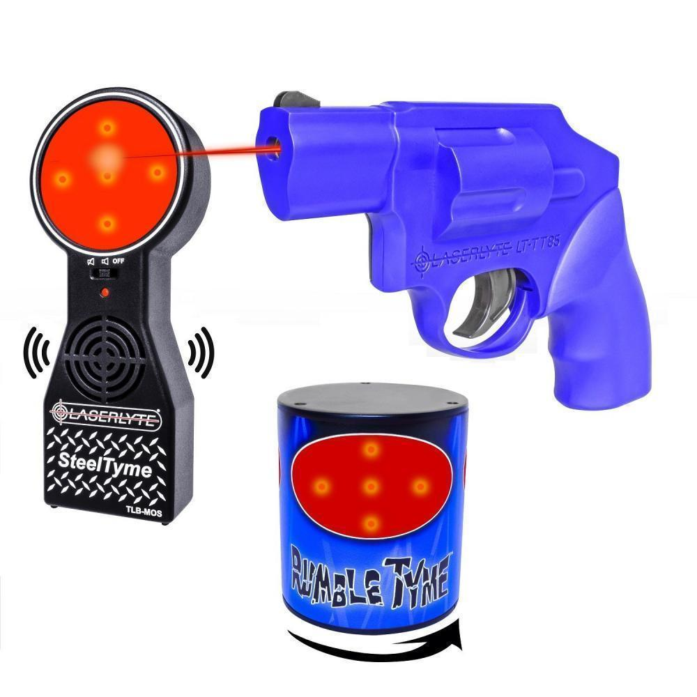LaserLyte Rumble & Steel Laser Trainer Kit, Black/Blue - $99 95 + Free  Shipping (Free S/H over $25)