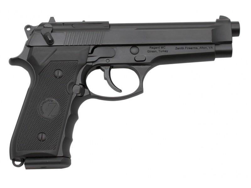 Girsan Regard MC 9mm Full Size Pistol - Black - $436