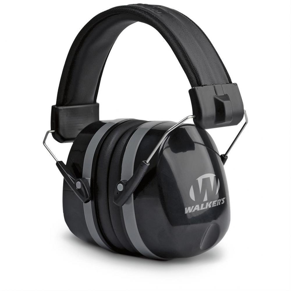 Walkers GWP-EXFM3 EXT Range Padded Headband Earmuffs Hearing Protection Shooting