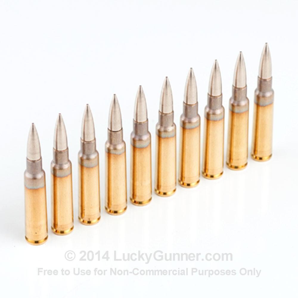 7 5x55 swiss schmidt rubin 174 gr fmjbt ruag munitions swiss