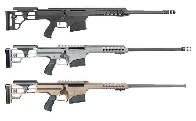 Barrett M98B Legacy Bolt Action 338 Lapua 10rd Adjustable Trigger Select  Color - $3590 78