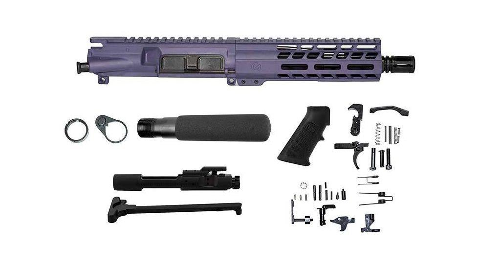Ghost Firearms 5 56 Complete Upper Receiver w/Pistol Lower Parts Kits From  - $398 99 after 5% off on site (Free S/H over $49)
