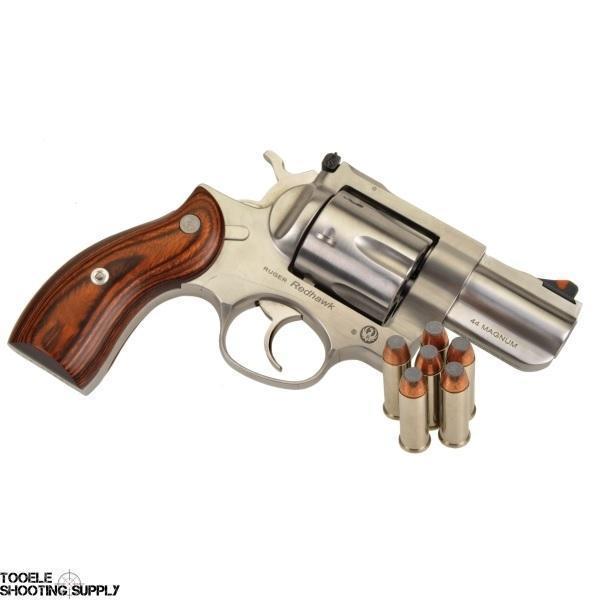 Ruger Redhawk Kodiak Backpacker  44 Mag Revolver 2 75 Inch