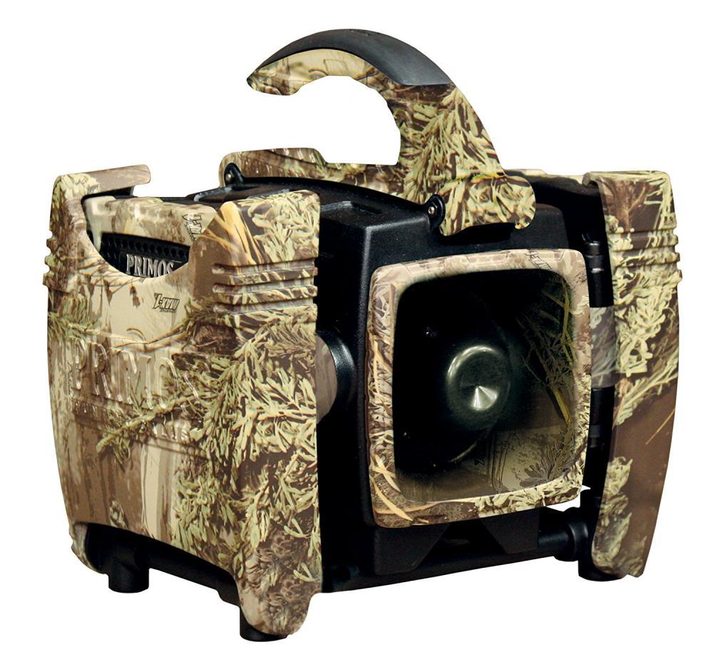 Up to 1000 Sounds 3756 Primos Alpha Dogg Electronic Predator Call w// Remote