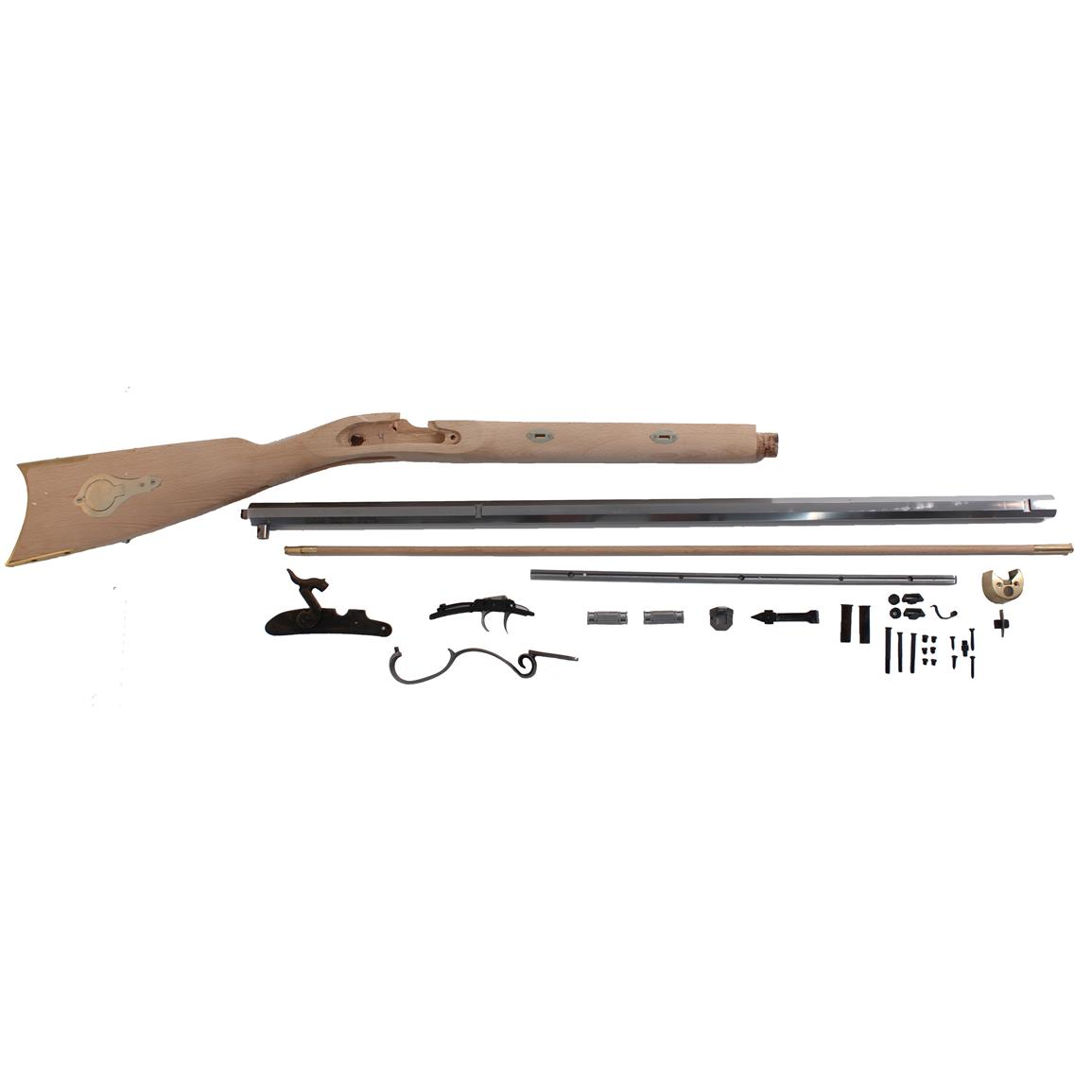 Traditions mountain rifle percussion 50 caliber build it yourself traditions mountain rifle percussion 50 caliber build it yourself muzzleloader kit 40499 solutioingenieria Gallery