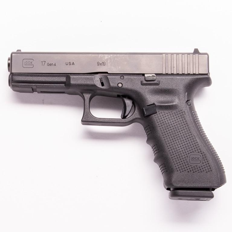 USED - GLOCK G17 - $380 98