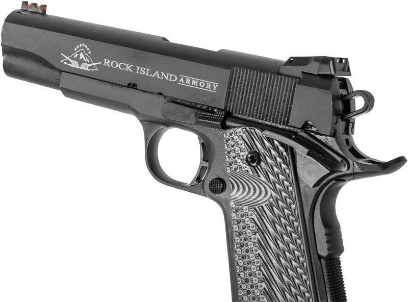 Rock Island Tactical 1911  45 ACP 5
