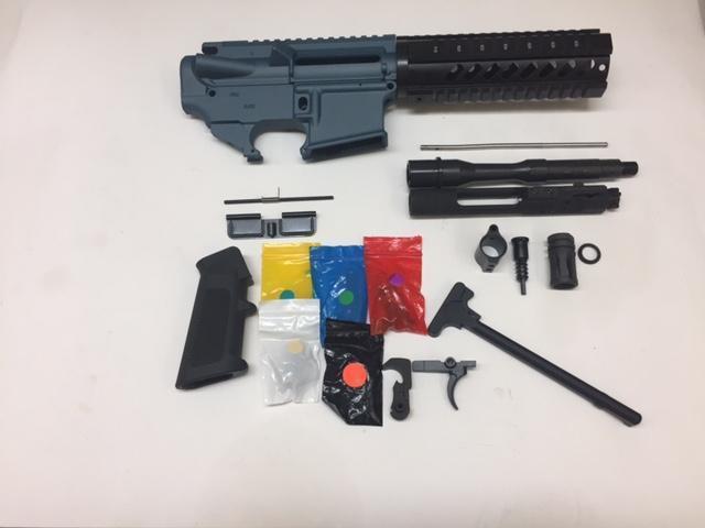 AR15 Pistol Kit 7 5