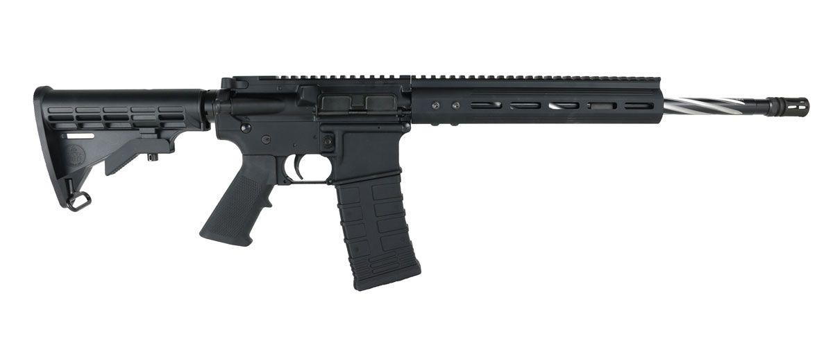 Complete AR 450 Bushmaster 18