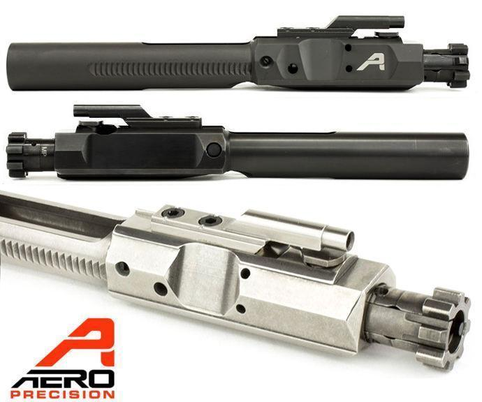Aero Precision  308 / 7 62 Bolt Carrier Groups in Phosphate / Black Nitride  / Nickel Boron - Starting at $179