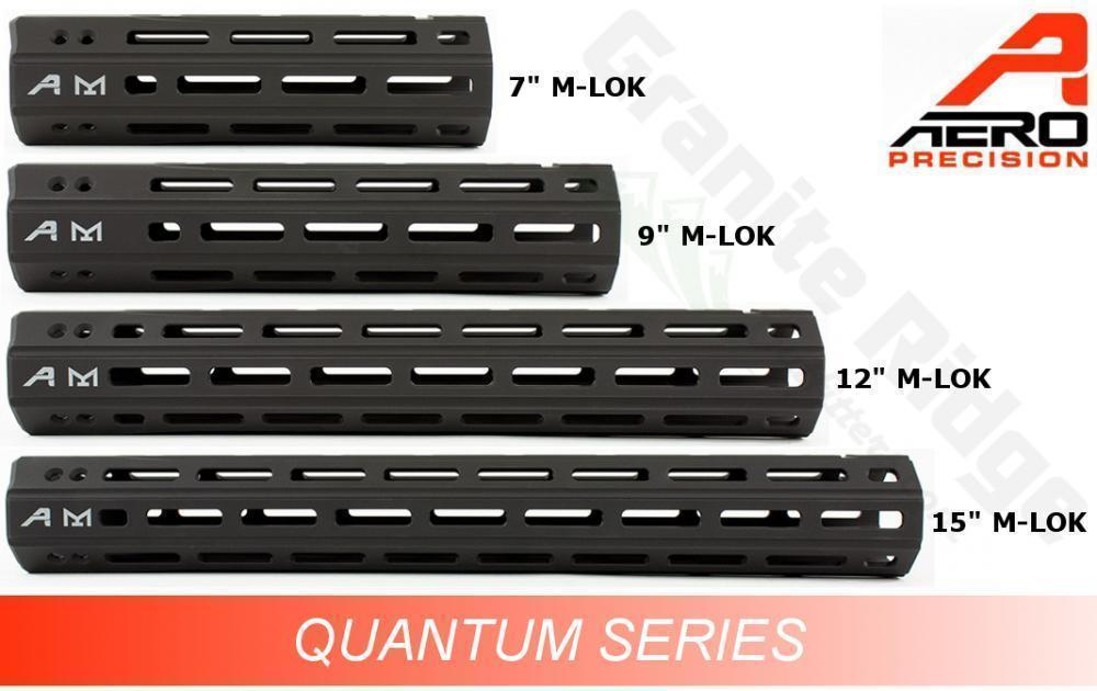 Aero Precision Ar15 Quantum M Lok And Keymod Handguards In