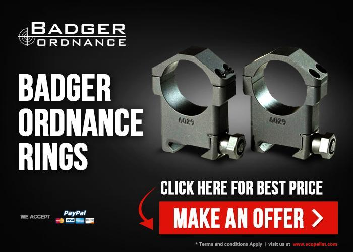 d669c52d718 Badger Ordnance Rings - Lowest Price Guaranteed + Free Shipping Over  300