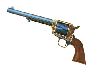 Cimarron US CAV 45LC 7 5\ GEN CSTR - $490 38 ($7 99 S/H on firearms)