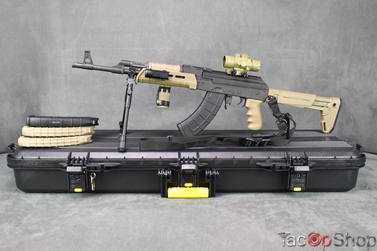 AK-47 SuperKit 7 62x39, Everything Included: Century Arms VSKA - $1445