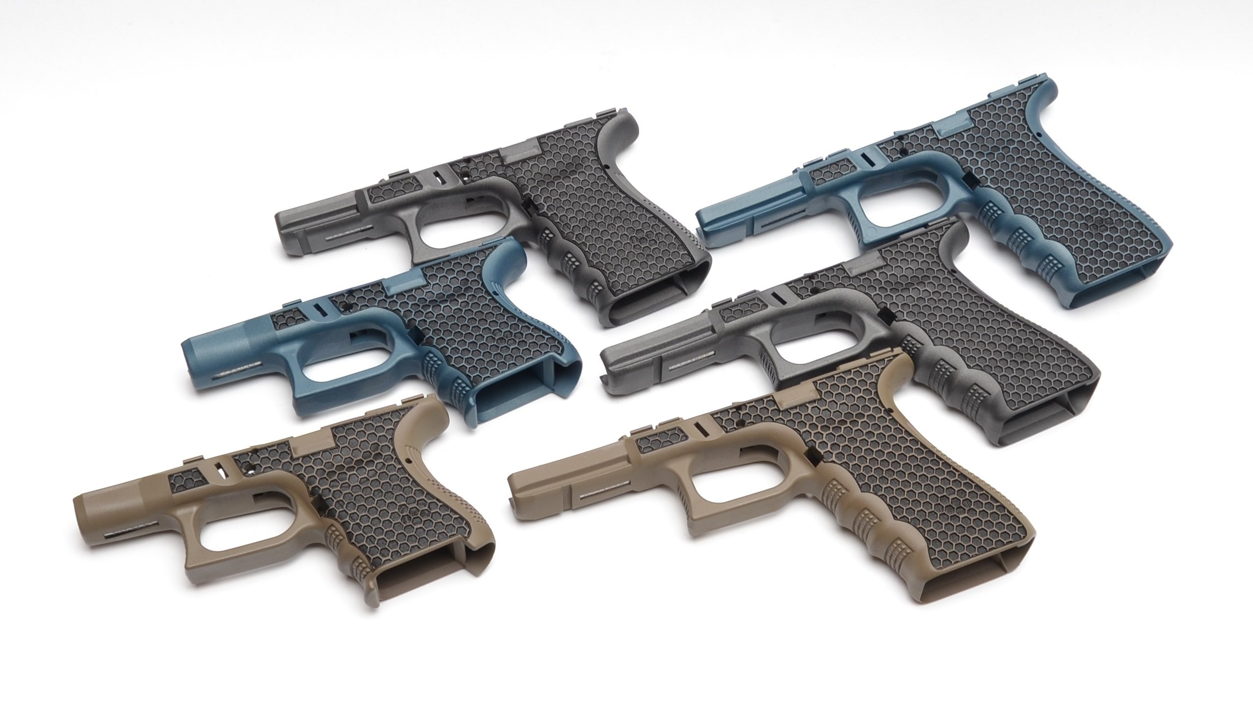 bd8b92870d5  100 off All Glock Frames (Cerakote   Stippled) -  149