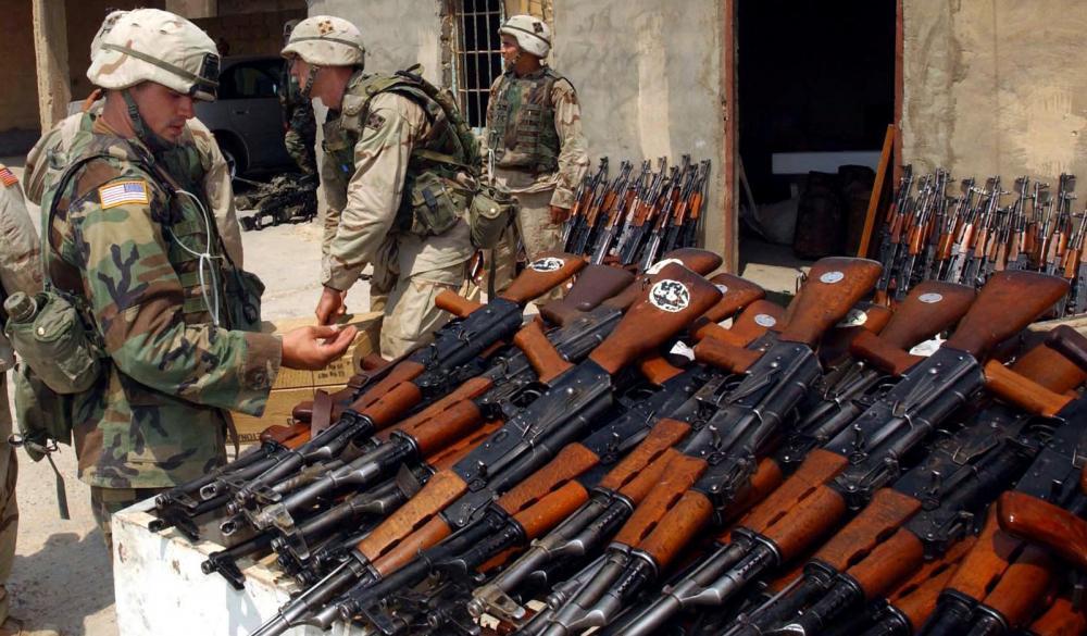 Popular AK47 and AK74 Rifles under $600 | Slickguns | gun.deals