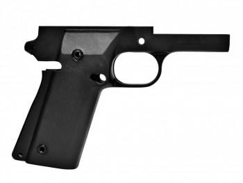 1911 80% 45 ACP Double Stacked Full Size Government Pistol Frame Made Of  4140 Steel - $160