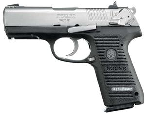 Ruger P95 Stainless Slide 10 rounds CA Legal - $328 99 (Free S/H on  Firearms)