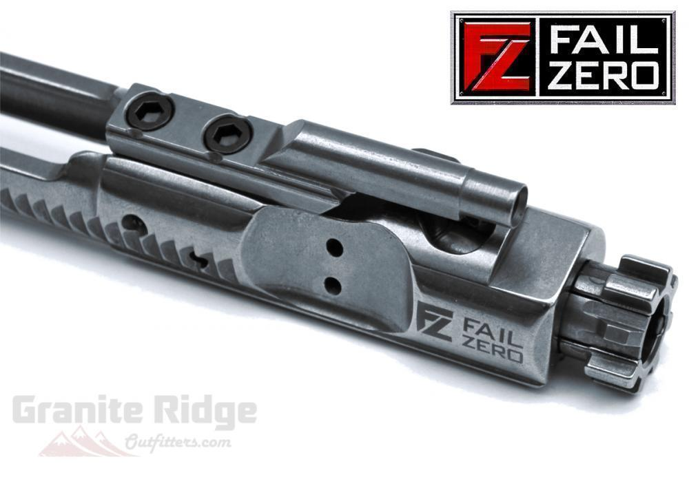 Failzero m16ar15 exo nickel boron 556 bolt carrier group load additional images sciox Images